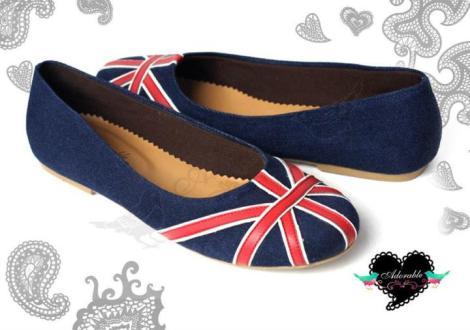 British Flatshoes
