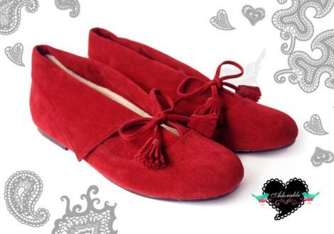 Venice Red Maroon